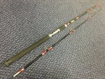 Preloved Milbro Hollow Glass 9ft Spinning Rod - Used