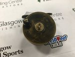 Milbro Preloved - Milbro Brass 2 1/2in Fly Reel - Used