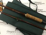 Milbro Preloved - SuperGlass 8ft Spinning Rod - Excellent