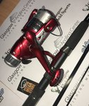 Mitchell GT Pro Match + RD Reel 12ft 3000 No Bag