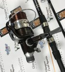 Mitchell GT Pro Spin + RD Reel 6ft 2000 No Bag