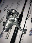 Mitchell GT Pro Spin + RD Reel 7ft 2000 No Bag
