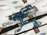 Mitchell GT Pro Spin + RD Reel 9ft 4000 No Bag