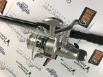 Mitchell GT Pro Tele Spin + RD Reel 8ft 3000 No Bag