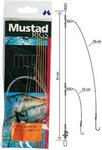 Mustad Two Hook Bomber Rig
