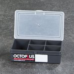 Octoplus 1.01 Organiser 14.5cm With 5 Divisions