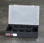 Octoplus 3.01 Organiser 29cm With 8 Compartments