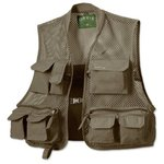 Orvis Clearwater Mesh Vest Olive