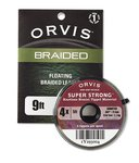 Orvis Floating Braided Leader System Floating #3-5 9ft