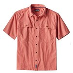 Patagonia Men's Island Hopper II Shirt Carve Coral S
