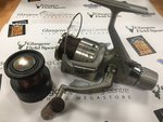 Preloved Penn Extreme RD2060 Spinning Reel with Spool - Used