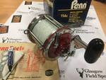 Preloved Penn Special Senator 6/0 114H Multiplier Reel (USA) (Boxed) - Excellent