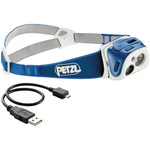 PETZL Tikka R+Blue Head Torch 170Lumens