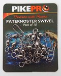 PikePro Paternoster Swivel 10pc