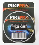 PikePro Trace Wire Ultra Supple 49 Strand 26lb 8m