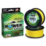 Power Pro Microfilament Braid Line - Yellow
