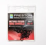 Preston Innovations Method Feeder Ring Swivels