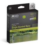 Rio Intouch Single Handed Spey Floating WF3 Peach/Camo