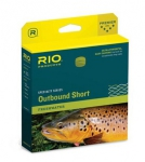 Rio Outbound Short Fly Lines