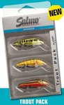 Salmo Lures & Spinners 38