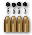 Savage Gear Brass Bullet Kits
