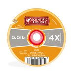 Scientific Anglers Fluorocarbon Tippet 100m Guide Spool