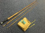Sealey Preloved - Octopus/Octofly 9'6'' Cane Fly Rod (Restoration Project) - Used