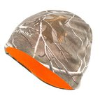 Sealskinz Waterproof Cold Weather Camo Reversible Beanie Realtree/Beige/Orange