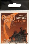 Shakespeare Devils Own 3-Way Swivel