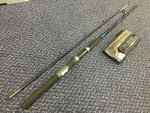 Shakespeare Preloved - Beta Boat 7ft 20/30lb 2pc Boat Rod - Excellent