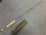 Preloved Shakespeare Contender Fly 9ft #6/7 Trout Fly Rod - Used