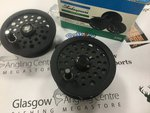 Shakespeare Preloved - Graflite 2755 3.5'' Trout Fly Reel with Spare Spool (Boxed) - Used