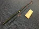 Shakespeare Preloved - Omni BWS 8ft Med Action Spinning Rod (Korea) - Excellent
