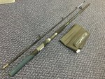 Shakespeare Preloved - Zeta Boat 7ft 200-500g 2pc Boat Rod - Excellent
