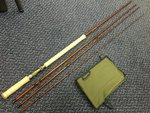 Sharpes Preloved - Gordon 2 15ft #10 4pc Salmon Fly Rod - As New