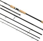 Shimano S.T.C. Multi-Length Spinning Travel Rods