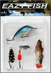 Silverbrook Eazy Fish Pike River Lure Pack