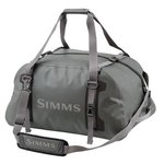 Simms Dry Creek Z Duffle Dark Gunmetal