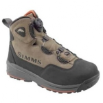 Simms 2018 Headwaters BOA Vibram Sole Wading Boots - Wetstone