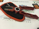 Preloved Simms Branded Pliers Orange with Sheath - As New