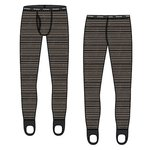 Simms Rivertek Bottom Black