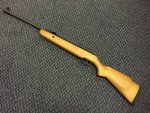 Preloved SMK Model 19 .22 Air Rifle - As New