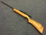 Preloved SMK XS12 .22 Junior Air Rifle with Scope - Used