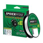 SpiderWire Stealth Smooth 8 300m 0.25mm/27.3kg-60lb Translucent