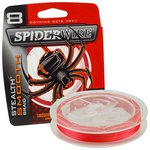 Spiderwire Stealth Smooth 8 Braid - Code Red