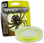 Spiderwire Stealth Smooth 8 Braid - Yellow
