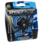 SpiderWire Stealth Smooth Blue Camo Braid Line