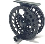 Stillwater CNC Trout 2/4 Black Fly Reel