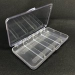 Stillwater Crystal Tube Fly Box 4 Compartments