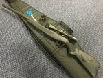 Preloved Stoeger X20S Synthetic .22 Air Rifle with Scope and Bag	 - Used